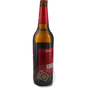 Пиво Bud светлое 5% 0,5л - купить, цены на Novus - фото 3