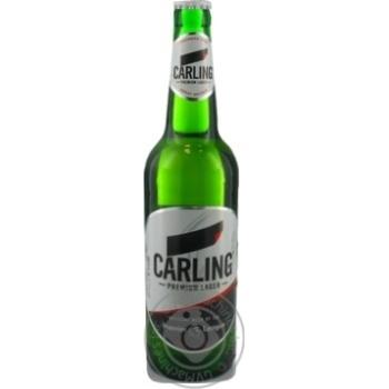 Пиво Carling светлое 0,5л