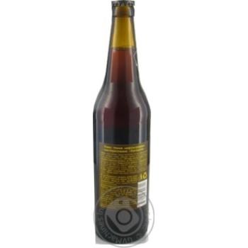 Пиво Kanapinis темне нефільтроване 5,3% 0,5л - купити, ціни на Novus - фото 3