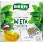 Tea Belin herbal 20pcs 40g