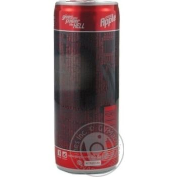 Energy drink Hell with apple non-alcoholic 250ml - buy, prices for MegaMarket - image 3