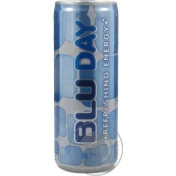Напій енергетичний Blu Day Energy безалкогольний 250мл - купити, ціни на МегаМаркет - фото 3