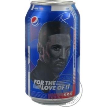 Напиток Pepsi 0,33л ж/б - купить, цены на Novus - фото 4