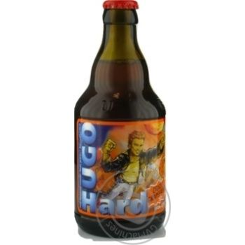 Пиво Beermix Hugo Грейпфрут 6% 0,33л