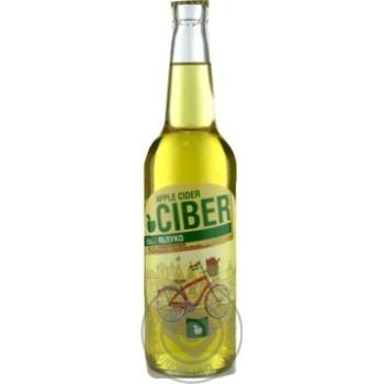 Ciber semi-sweet apple cider 0,5l