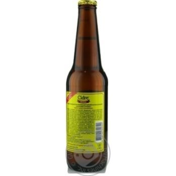 Cider Royal Fruit Garden Pear semi-sweet carbonated 5% 0.33l - buy, prices for Novus - image 4