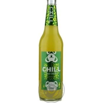 Пиво Chill Sour светлое 0,5л