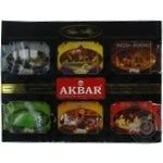 Tea Akbar packed 60pcs 120g
