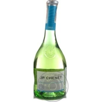 J.P.Chenet Colombard-Sauvignon white semi-dry wine 11% 0.75l - buy, prices for Novus - image 1