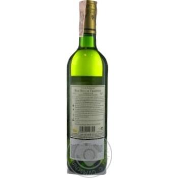 Вино Beau Reve de Tradition Blanc Sec Bordeaux белое сухое 12% 0,75л - купить, цены на Novus - фото 2