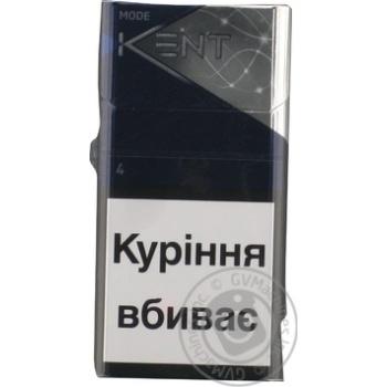 Цигарки Mode Silver Kent
