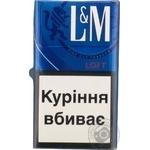 Сигареты L&M Loft Blue