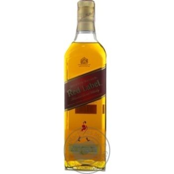 Johnnie Walker Red Label Wiskey 40% 0.7l - buy, prices for Novus - image 7