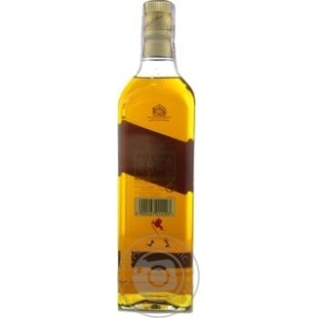 Johnnie Walker Red Label Wiskey 40% 0.7l - buy, prices for Novus - image 6