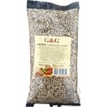 Seeds G&g sunflower dried 300g