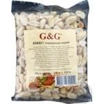 Nuts peanuts G&g raw 150g