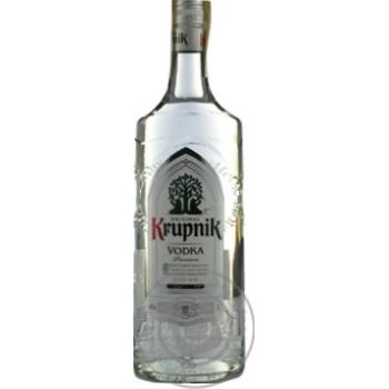 Водка Krupnik Original Premium 40% 1л