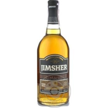 Jimsher Whiskey Traditional 40% 0.7l - buy, prices for Furshet - image 1