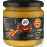 Гірчиця Олком харчова Американська с/б 200гр