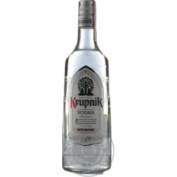 Водка Krupnik Original Premium 40% 0,7л