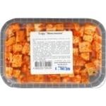 Сыр Заморские деликатесы Тофу Мексикана 5% 150г