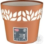 Pot Stefanplast for flowers