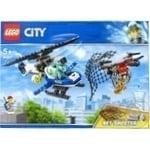 Конструктор Lego Поліція повітряна погоня 60207