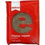 Spices black pepper Extra! ground 100g