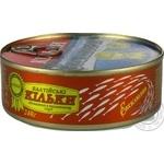 Fish sprat in tomato sauce 240g can