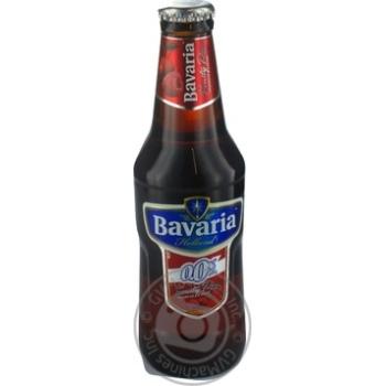 Пиво Bavaria Fruity Rose безалкогольное  0.25л
