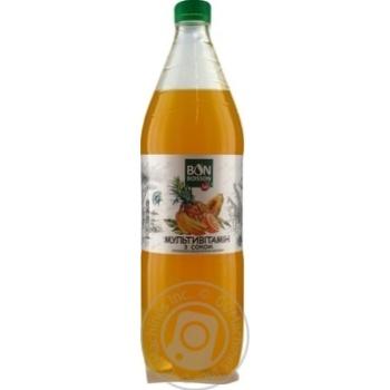 Beverage Bonboisson strongly carbonated 1000ml Ukraine - buy, prices for MegaMarket - image 3