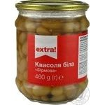 Vegetables kidney bean Extra! Brand white canned 460g