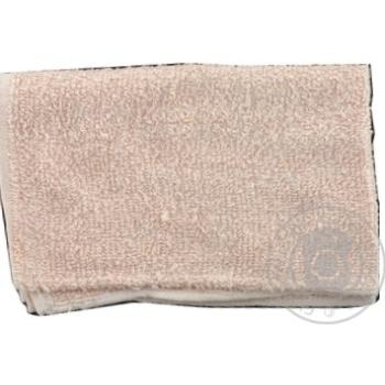 Zastelli Terry Towel Cotton Pink 30x50cm - buy, prices for MegaMarket - image 1