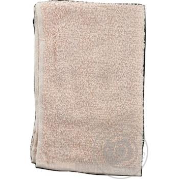 Zastelli Terry Towel Cotton Pink 30x50cm - buy, prices for MegaMarket - image 2