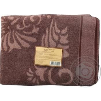 Lorenzzo Elegant Towel 70х140cm - buy, prices for MegaMarket - image 2