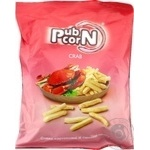 Snack Pubcorn potato with crabl 50g