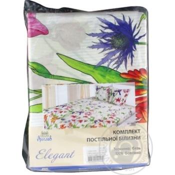 Комплект постельного белья Ярослав Эконом 145х215см - купить, цены на Novus - фото 1