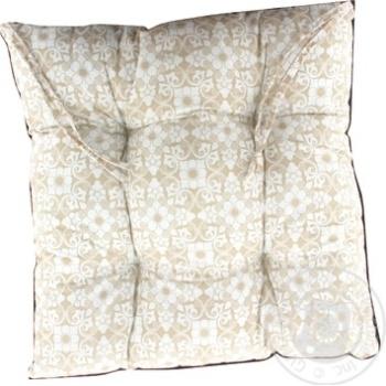 Подушка для стільця 40х40см - купити, ціни на МегаМаркет - фото 2