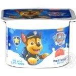 Йогурт Danone Paw Patrolклубника 2% 115г