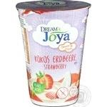 Йогурт соевый Joya полуниця 200г