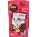 Ирис Вавел с шоколадом 240г
