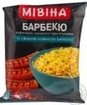 Вермишель Мивина со вкусом колбасок барбекю 59,2г
