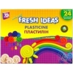 Cool for school Plasticine 24 colors 370g