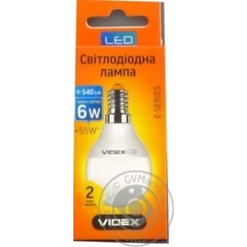Videx LED Lamp G45e 7W E14 3000K 220V