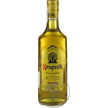 Ликер Krupnik Honey 38% 0.7л