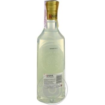 Лікер Krupnik Lemon 32% 0.5л - купити, ціни на Novus - фото 2