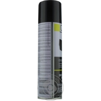 Краска Glint для гладкой кожи черная 250мл - купить, цены на Фуршет - фото 4