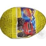 Яйцо шоколадное Nickelodeon Вспыш с сюрпризом 20г