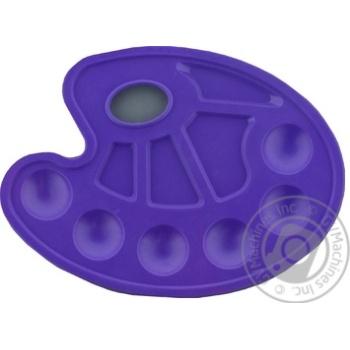 Палитра ZiBi для рисования фиолетовая в ассортименте ZB.6920-07