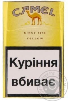 Сигареты Camel